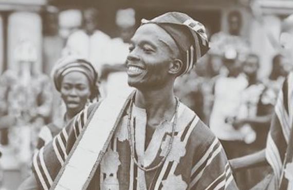 Proudly Yoruba